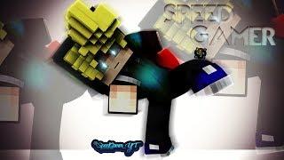 Banner Minecraft | Speed Art | SpeedGamer _YT | DERROCHANDO MI ESTILO | - SpeedGamer _YT