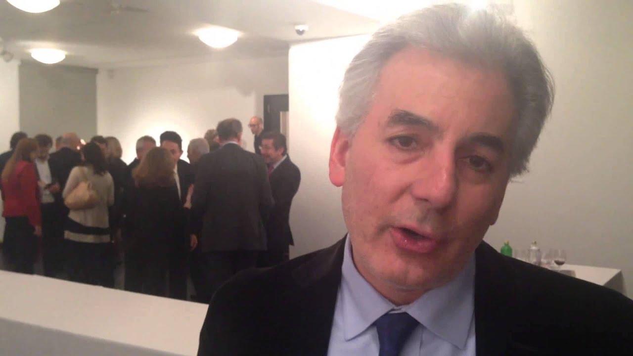 HispanoPost entrevista en exclusiva a Álvaro Vargas Llosa en Nueva York