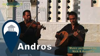 Andros Traditional Music | by Nick and Augustis - Track 2