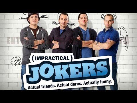 Video trailer för Impractical Jokers   Trailer