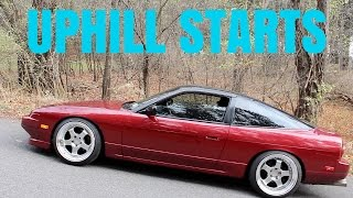 Uphill Starts | Manual Transmission | How To