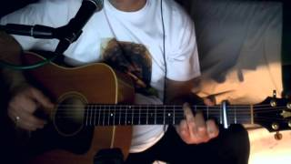 #96 ~ Farewell, Angelina ~ Bob Dylan - Joan Baez ~ Acoustic Cover w/ Guild D-30