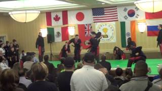 World Cup Finals 2015: Team Red Dragon 1st Place Performance 1/16/2015