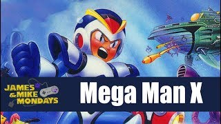 Mega Man X (Super Nintendo) Part 1 - James & Mike Mondays - Sponsored