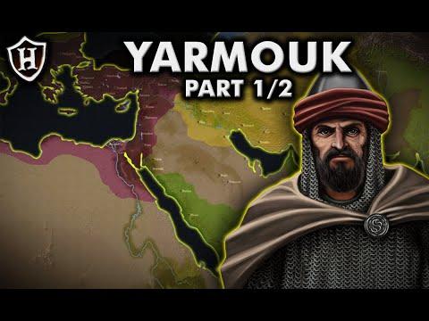 Vzestup islámu a cesta k bitvě u Jarmúku