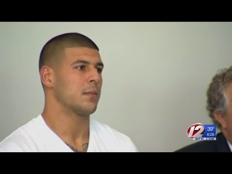 Private funeral service for Aaron Hernandez in Bristol, CT