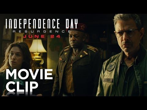 Independence Day: Resurgence (Clip 'Fear')