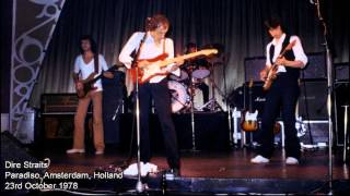 "Dire Straits ""Follow me home"" 1978 Amsterdam AUDIO ONLY"
