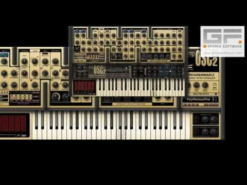 Assured, that gforce imposcar virtual vintage analog synthesizer opinion very