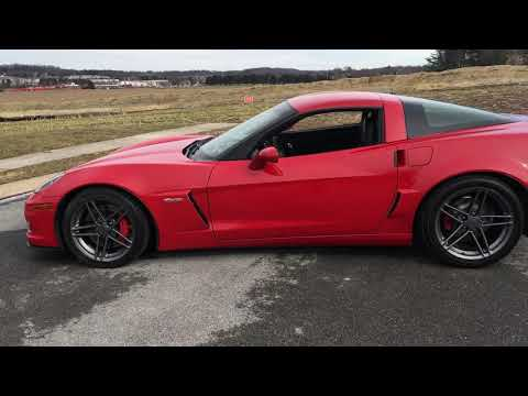 Download C6 Z06 Corvette Dyno Tune New Heads Cam Video 3GP Mp4 FLV