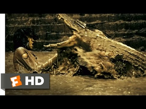 Ong Bak 2 (1/10) Movie CLIP - Crocodile Fight (2008) HD