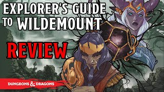 Explorer's Guide to Wildemount REVIEW - Critical Role Meets D&D 5E