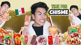 BOMB AF MEXICAN MUKBANG | Louie