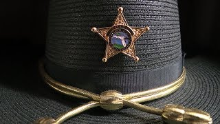 Weight Of The Badge