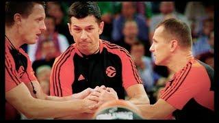 Awesome EuroLeague Referee Tribute!