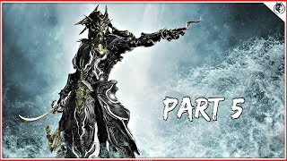 Let's Play Warframe Part 4 - Vox Solaris | PS4 Pro Gameplay