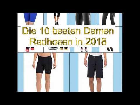 Die 10 besten Damen Radhosen in 2018