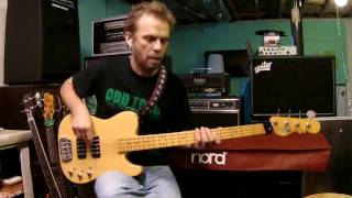 Rat Bat Blue - Deep Purple (Roger Glover) bass cover