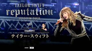 Taylor Swift - Delicate (reputation Tour Live in Japan)