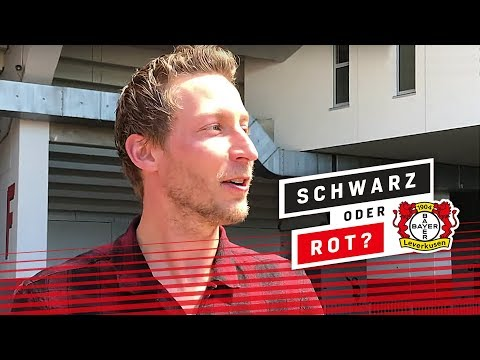 Stefan Kießling im ⚫ Schwarz oder Rot 🔴 SPEZIAL | Das neue Bayer 04-Trikot ist da!