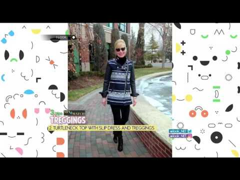 iLook - Treggings Fashion For Hang Out