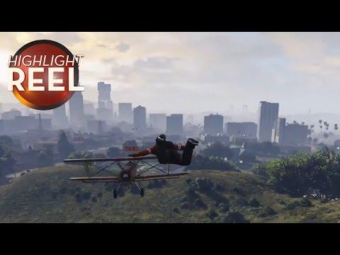 Evel Knievel Is Jealous, GTA Stunt Guy