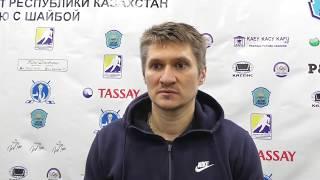 Андрей Спиридонов: «Вся команда работала на результат»
