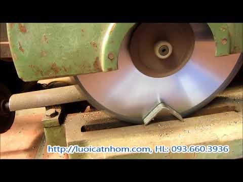 Lưỡi hợp kim cắt inox - lưỡi cắt Wagen của Nhật