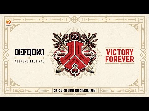 Defqon.1 Weekend Festival 2017 | Official Q-dance Anthem Trailer (видео)