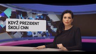 Miloš Zeman vyškolil CNN Prima News. Řekl jen to, co sám chtěl. Ostatní se od něj mohou učit