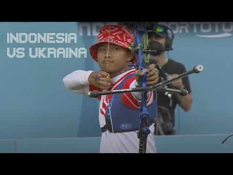 Road to Tokyo - Indonesia vs Ukraina (Semi Final)