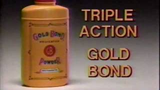 1990 Gold Bond Commercial