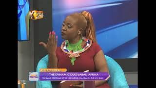 Talk Central: Kalekye Mumo One On One With Jabali Afrika