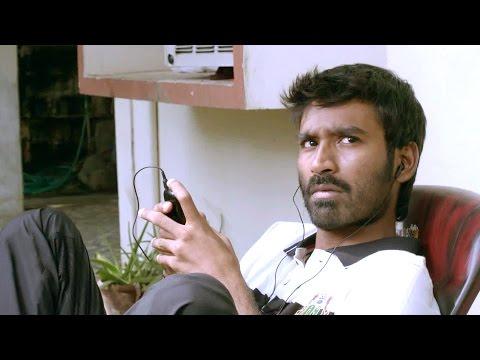 Raghuvaran B.tech Scenes - Dhanush Playing Cricket Scene - Dhanush, Amala Paul