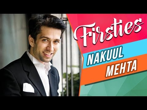Nakuul Mehta aka Shivaay REVEALS His First Date, Kiss & More! | FIRSTIES | EXCLUSIVE