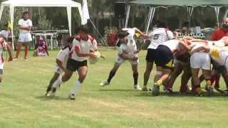 preview picture of video '2013 04 27 Rugby Pre-seleccion M-18 vs MRA 1er T (2-3)'