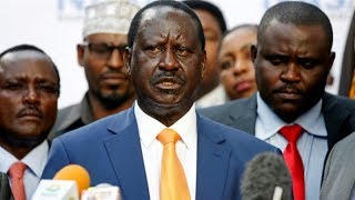Raila Odinga shaking Africa with new strategic development plans