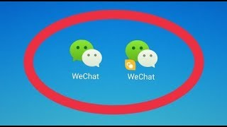 How To Create Dual Wechat App Without App