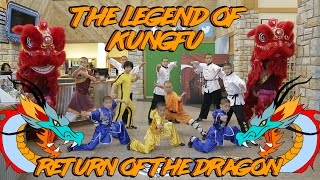 Legend of Kungfu - Return of The Dragon (Branson Missouri)  Video