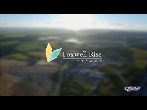 Download Foxwell Rise Estate, Coomera by Choice Homes Mp4 HD Video and MP3