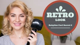 Retro Look cu Babyliss Curl Secret 2
