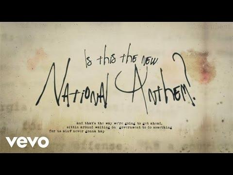 New National Anthem (Lyric Video) [Feat. Skylar Grey]