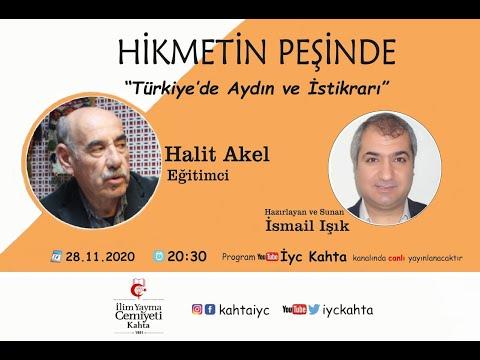 HİKMETİN PEŞİNDE / TÜRKİYE'DE AYDIN VE İSTİKRARI