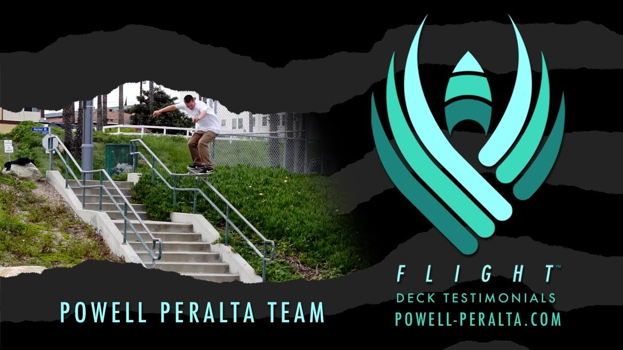 Powell Peralta | Team Riders | Flight Deck Construction