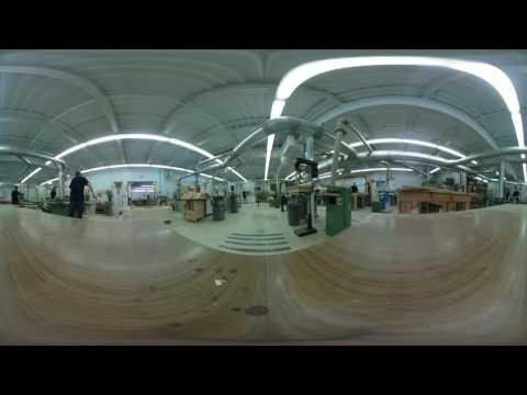 Ateliers d'ébénisterie 360°