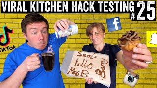 Viral Kitchen Hack Testing Ep 25