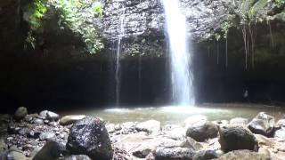 Air Terjun Coban Pawon di Gucialit