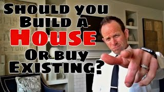 BUILDING vs BUYING a HOUSE. Is it cheaper to buy or build a house? Cost of Building vs Buying a Home