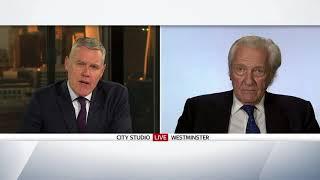 Former Deputy PM lord Heseltine warns EU negotiators have