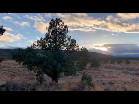 Video Of Oregon Badlands Dispersed, OR